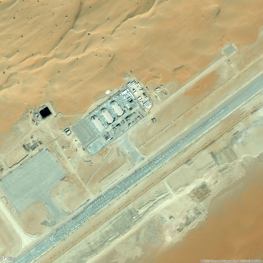 Unnamed drone base (Bing)